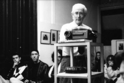Large a conferencia michael langford responsavel foto rca 1992 02