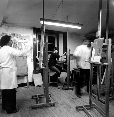 Large at. pintura inicia  o 1979 1
