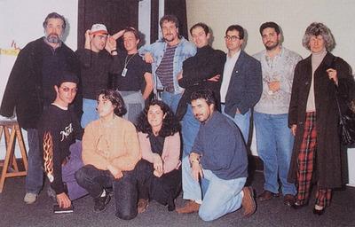 Large apresenta  o de trabalhos do caf e de alunos do rca mar 1993