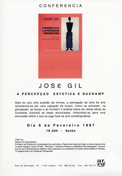 Large a conf jose gil 1997