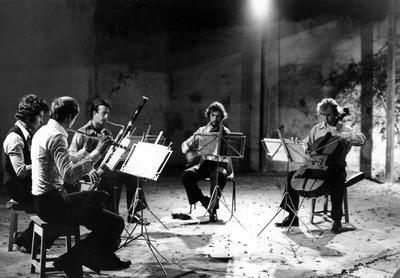 Large quinteto v ria   junho 1976