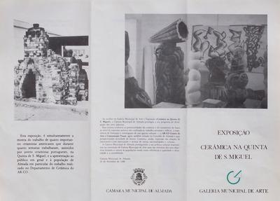 Large ceramica na quinta s miguel 1988