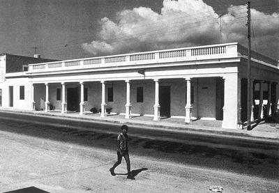 Large arquiteturais foto. pepe diniz 1980