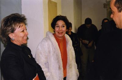 Large a visita presidente cm almada almada 1999