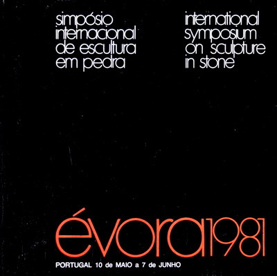Large capa simposio evora 1981