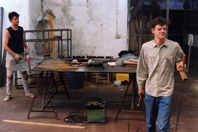 Large a workshop aias escultura out 1992 02