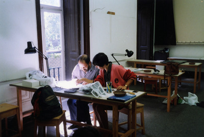 Large a workshop aias desenho gr  fico out 1992