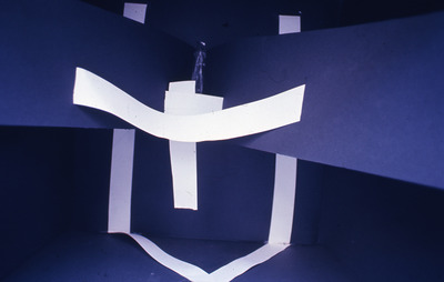 Large forma  o b sica 3d prof gra a costa cabral trabalhos de alunos 1973 74