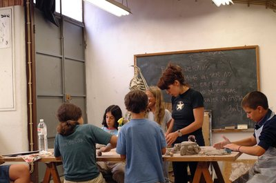 Large atelier jovens 2001 bela silva