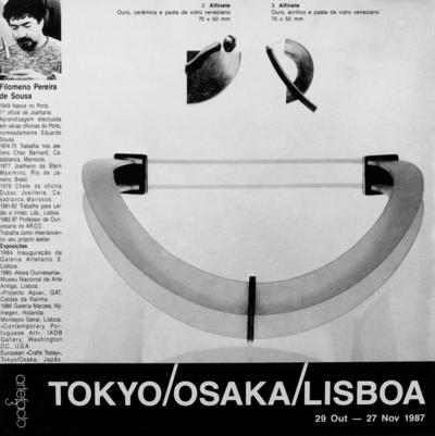 Large a tokyo osaka lisboa 1987 artefacto 3