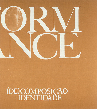 Large desdob. performance  de composi  o   identidade de jos  oliveira   1982