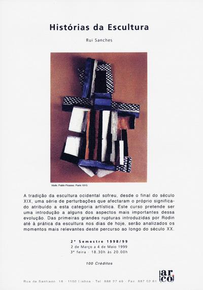 Large curso historias da esculturarui sanches 98 99 02